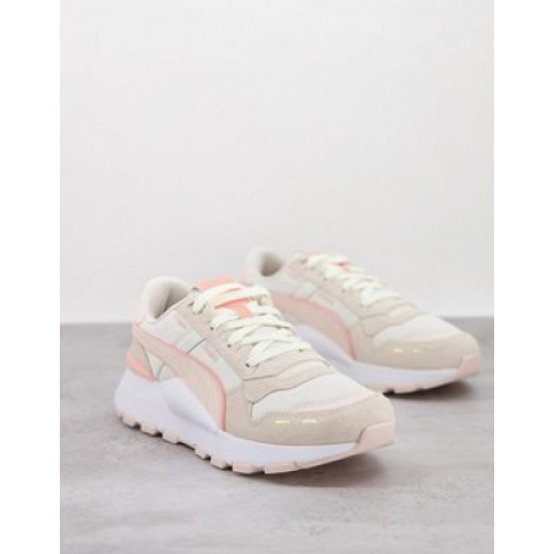 Puma RS 2.0 Sneakers in cream and pink for Women's New Style JUVX942