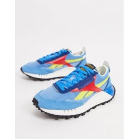 Reebok Classic Legacy sneakers in blue For Work for Women CWGG912
