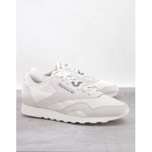 Reebok Classic Nylon sneakers in neutral tones For Working Out for Women's on sale near me MRTL809
