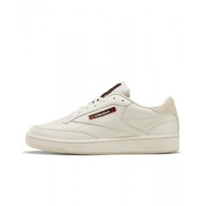 Reebok Club C 85 sneakers in white and beige Colorful for Women In Store TXNB669