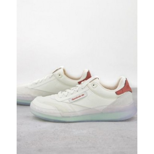 Reebok Club C Legacy sneakers in chalk with mint sole Lifestyle for Women's AAFR929