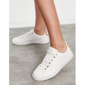 Stradivarius sneakers with rose gold details For Sale ANTM136
