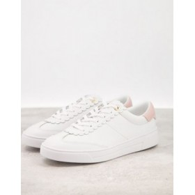 Ted Baker Ebby sneakers in white high quality NVEU967