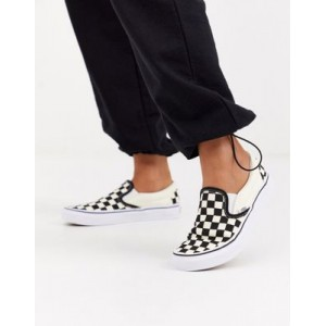 Vans Classic Slip-On checkerboard sneakers Everyday for Women Sale GDUQ581