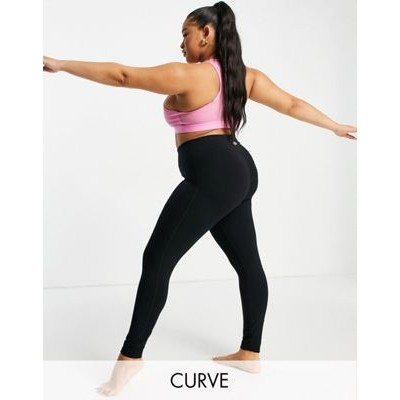 4505 Curve icon legging in cotton touch Big W for Women's Near Me DZXE258