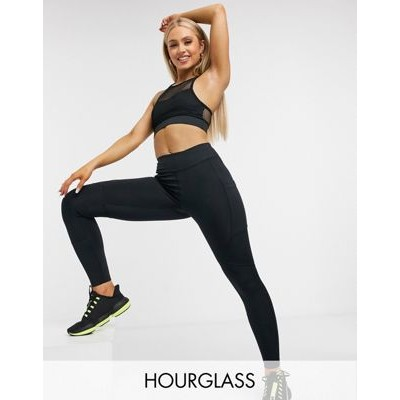 4505 Hourglass icon legging with bum sculpt seam detail and pocket for Women sale next OGKD710