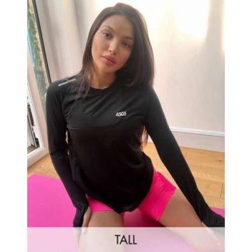 4505 Tall icon long sleeve run top for Women new in PHHF621
