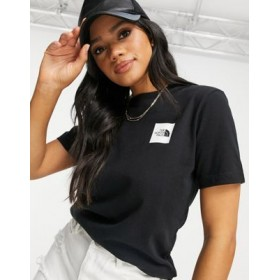 The North Face Fine t-shirt in black for Women's FREW386