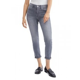 7 For All Mankind Womens Josefina Skinny Ankle Jeans in Cherg No Cherg No Size 26 Fashion CQMD841