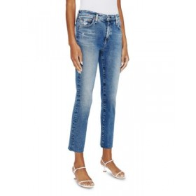 AG Girls Mari Cropped Jeans in 17 Years Cold Water 17 Years Cold Water Size 7 e fashion LTEF549