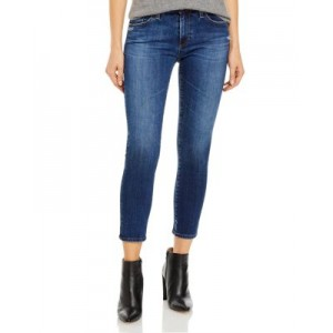 AG Women Prima Ankle Skinny Jeans in 10 Years Aliance 10 Years Aliance Size 26 CARD243