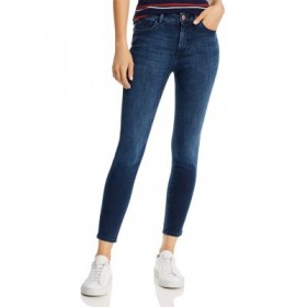 DL1961 Girl's Florence Cropped Jeans in Morgana Morgana Size 2 NTEM224