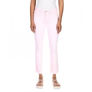 DL1961 Women's Mara Instasculpt Straight Leg Ankle Jeans in Rose Lychee Rose Lyche 29 Inch Top Sale LHFN161