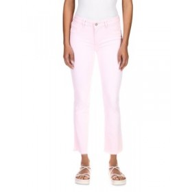 DL1961 Women's Mara Instasculpt Straight Leg Ankle Jeans in Rose Lychee Rose Lyche Size 28 MPVW317