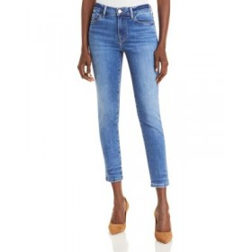 FRAME Girls Le Skinny De Jeanne Ankle Jeans in Maiden - 100% Exclusive Maiden Size 7 MQDG709