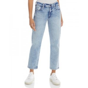 FRAME Women Le High Straight Leg Jeans in Lombard Lombard Size 7 WHGA123