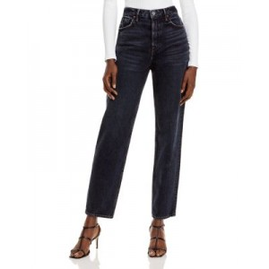 GRLFRND Young Women's Devon Wide Leg Jeans in Into The Abyss Into The Abyss sale online LSGS890