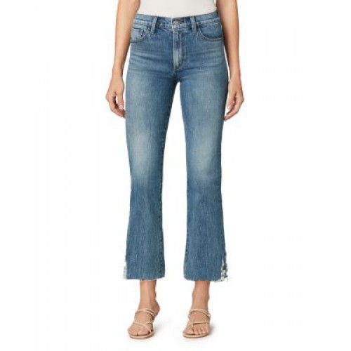 Joe's Jeans Girl's The Callie Cropped Bootcut Jeans in Huron Huron Boutique VAOX330