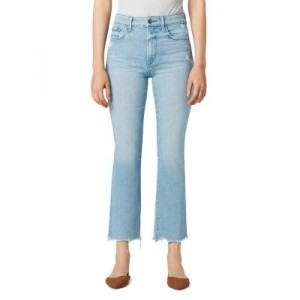 Joe's Jeans Women's Callie Cropped Bootcut Jeans in Sunny Sunny Size 32 Clearance BMVW357