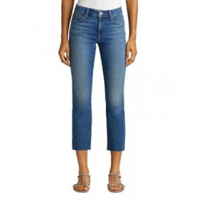 Joe's Jeans Young Women's Mid-Rise Straight-Leg Cropped Jeans in Ottawa Ottawa Fit UGGS923