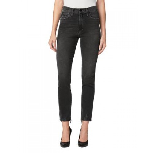 Joe's Jeans Young Women's The Luna Ankle Cigarette Jeans in Ravel Ravel Size Is 27 Best PGNK358