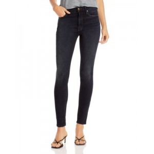 MOTHER Women's High Waist Skinny Jeans in Coffee, Tea, or Me? Coffee/ Tea/ Or Me? most comfortable WLJD924