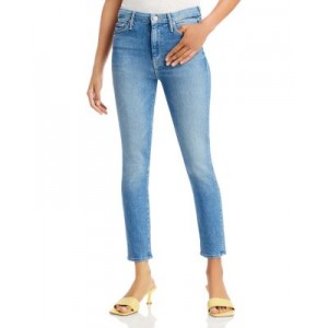 MOTHER Women's The Looker Skinny Ankle Jeans in Independent Independent Maternity cool designs GUZL167