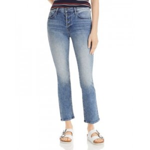 MOTHER Womens The Pixie Insider Ankle Jeans in Group Bathing Group Bathing Size 0 2021 UWBH336