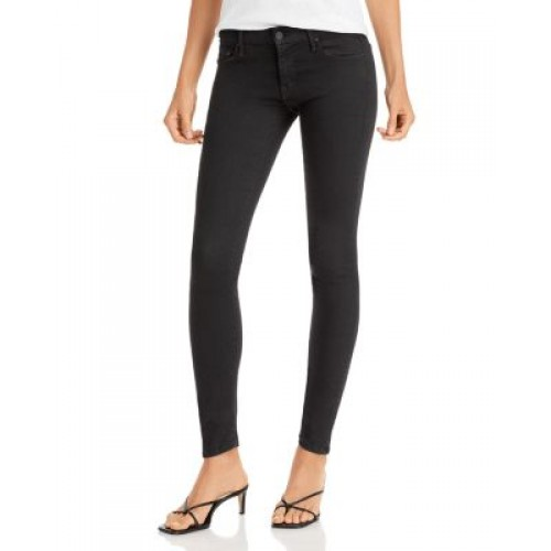 MOTHER Young Women's The Looker Skinny Jeans in Not Guilty Not Guilty Stretch New Style LANF908