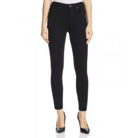 PAIGE Women's Hoxton Ankle Skinny Jeans in Black Shadow - 100% Exclusive Black Shadow 29 Inch wholesale CJRS318