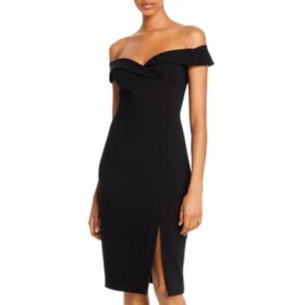 Black Halo Girls Hepburn Sheath Dress - 100% Exclusive Black For The Over 40S high quality CZNU160